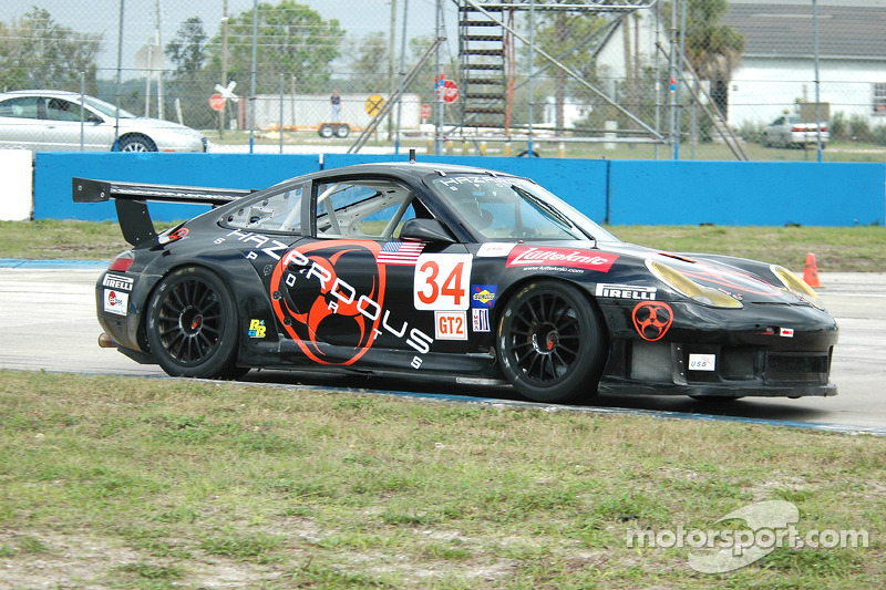 Hazardous Sports Sebring 2005 Porsche 911 GT3R