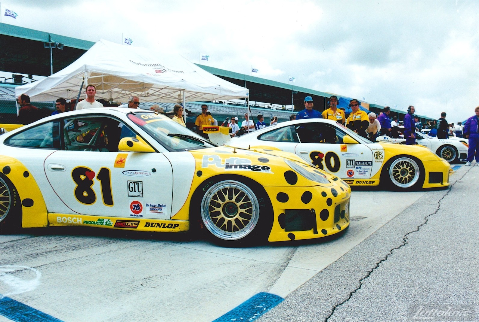 G&W Motorsports GT3R 2000