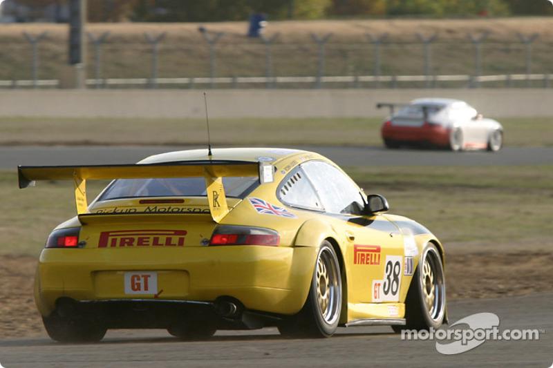 Le Mans 2003 PK Sport