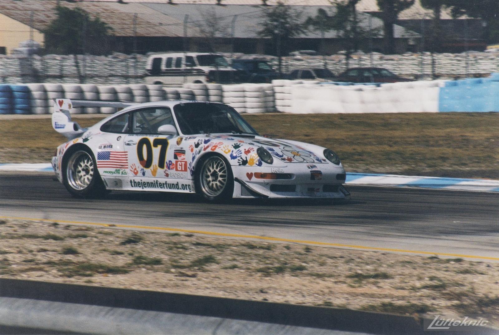 G&W Motorsports Porsche 911 Sebring 1999