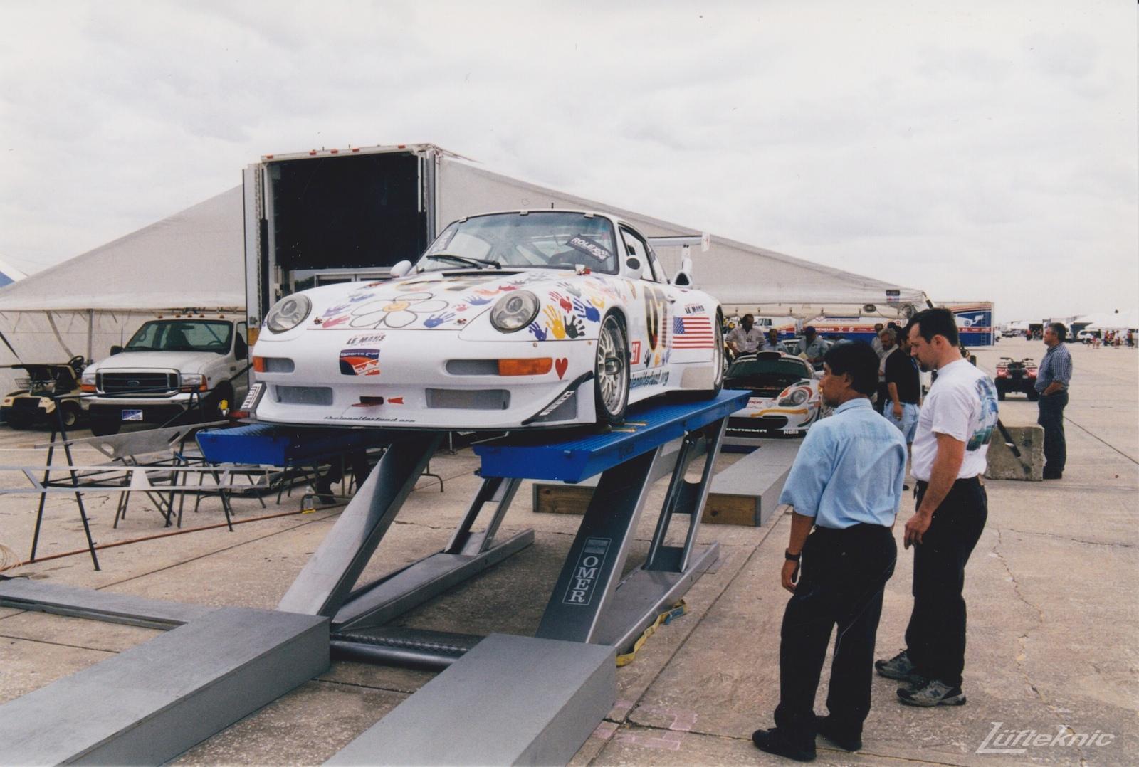 G&W Motorsports Sebring 1999
