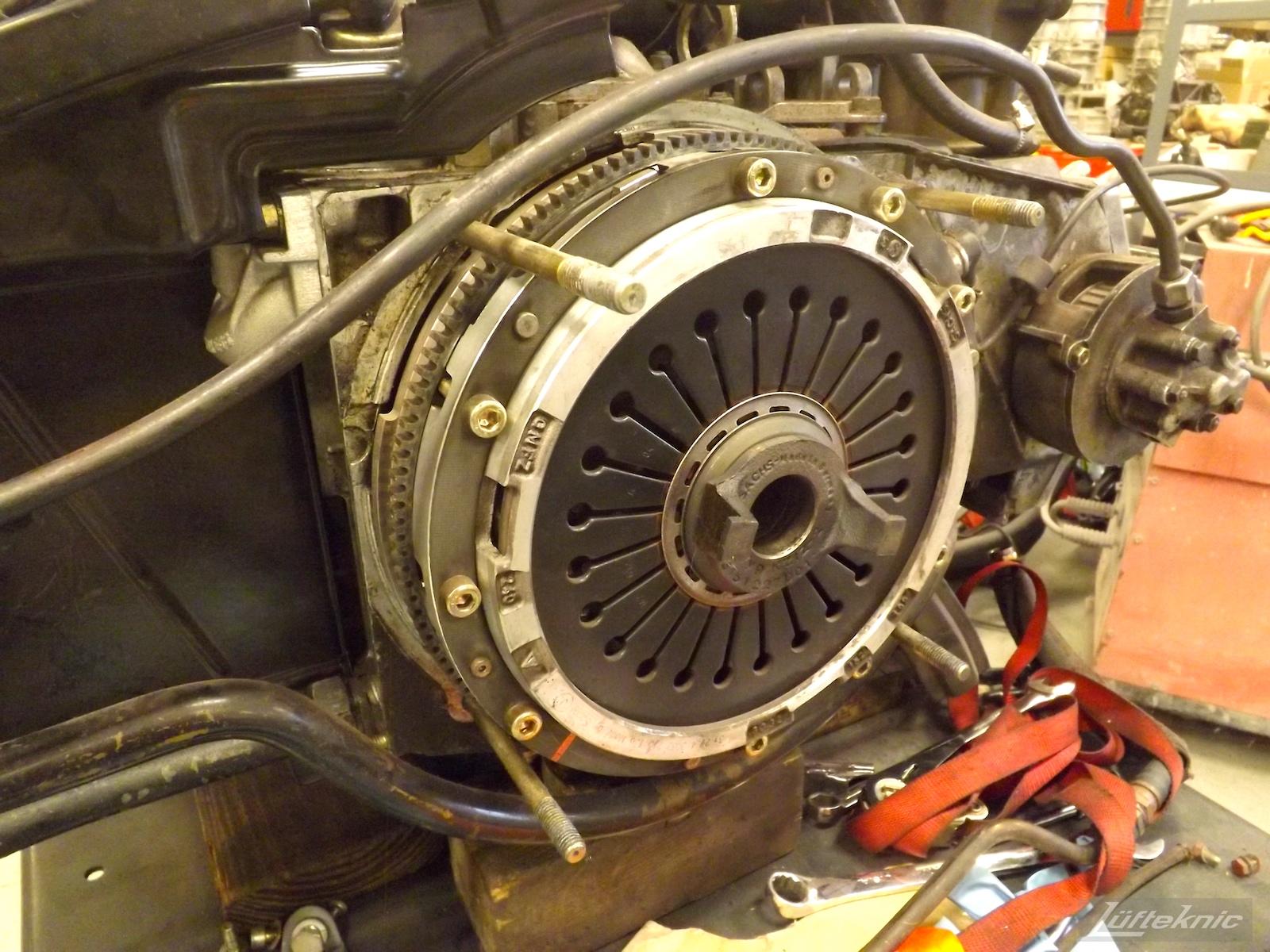 930 turbo clutch
