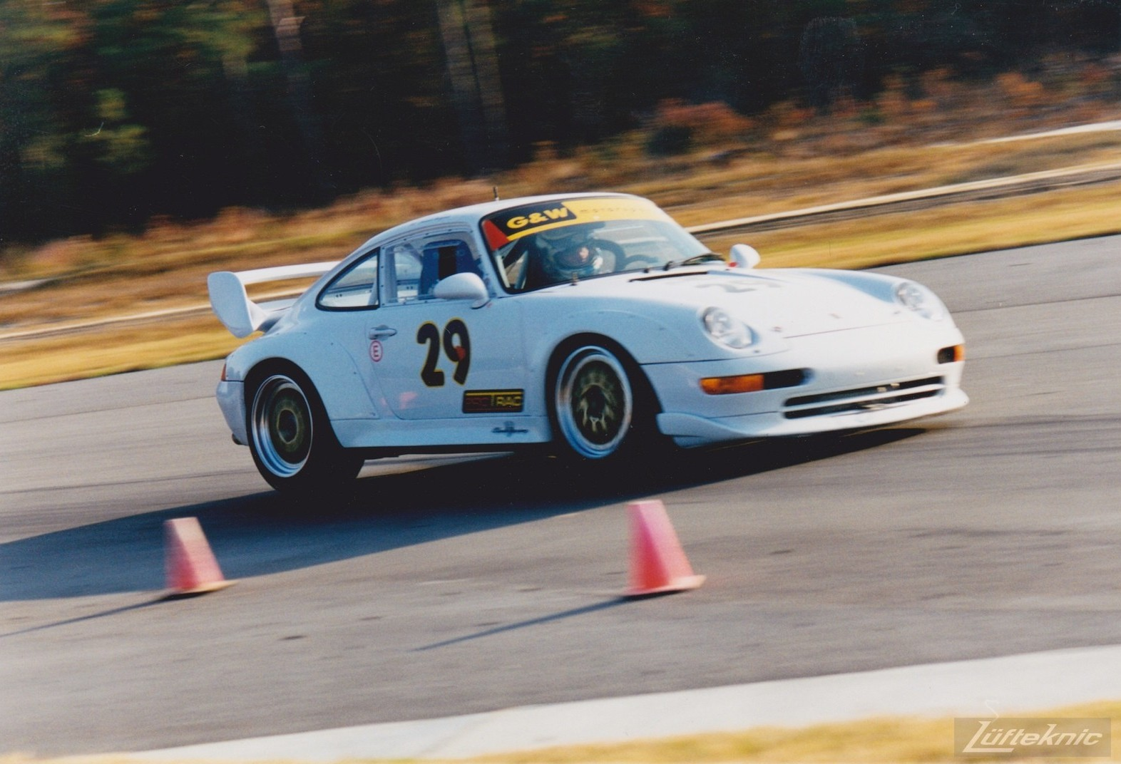 Last aircooled RSR G&W Motorsports