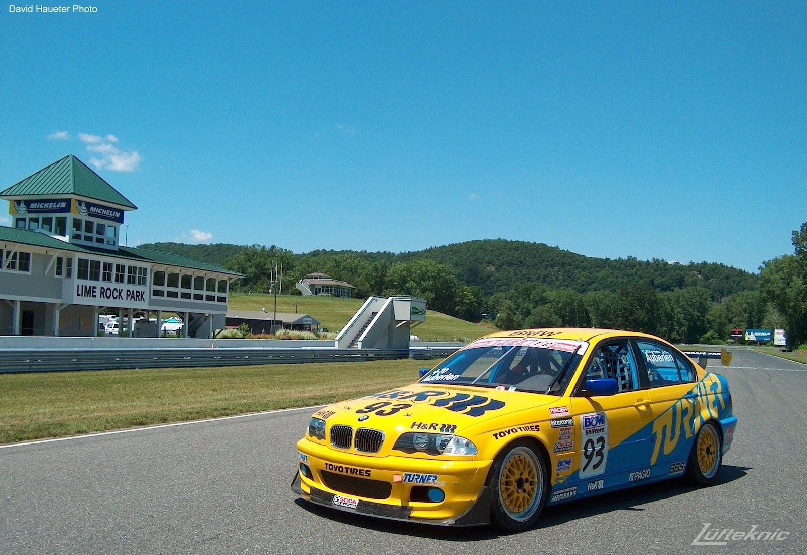 Turner Motorsport BMW E46