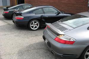 Porsche PPI
