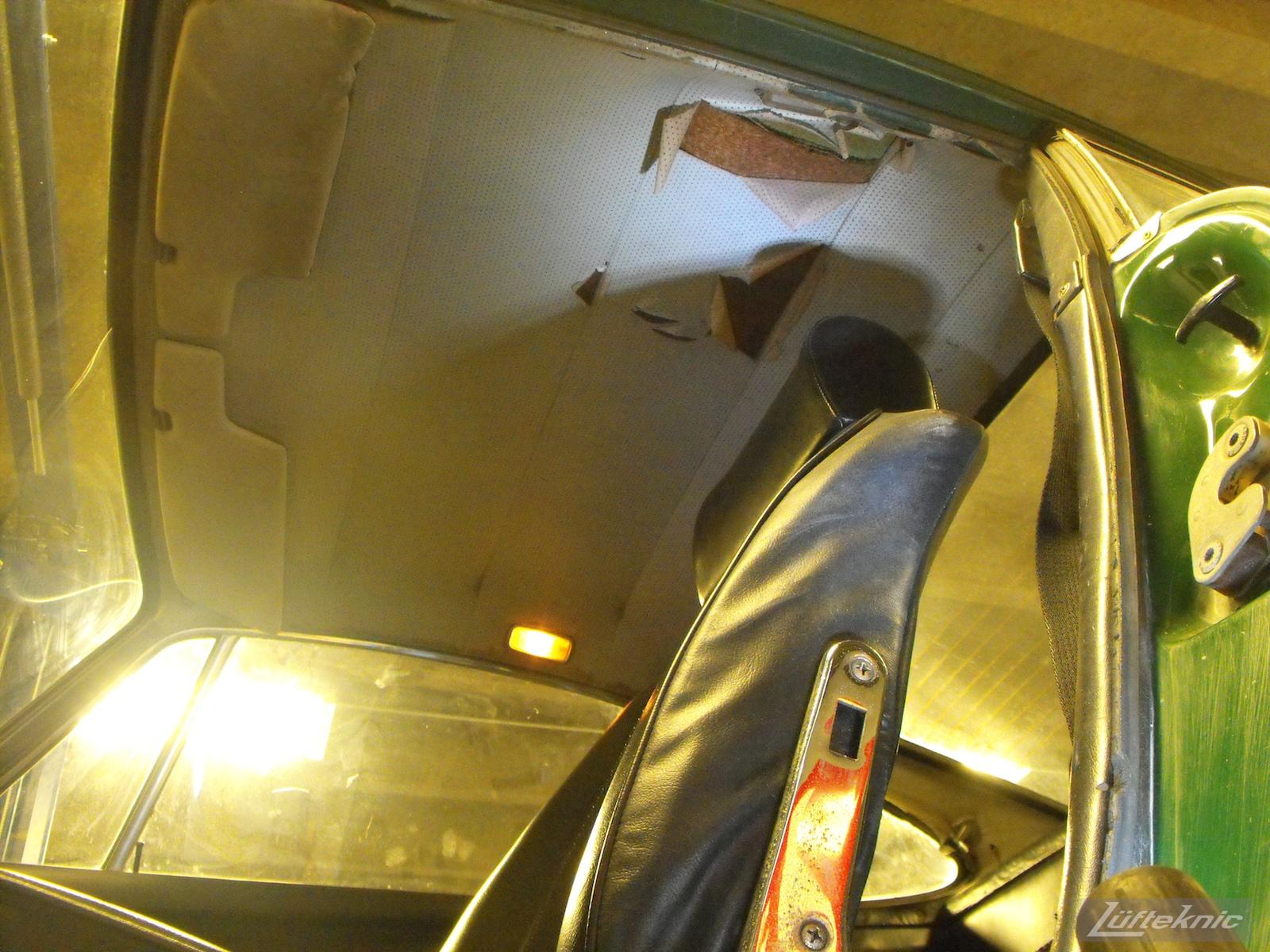 Car Headliner Repair Richmond Va