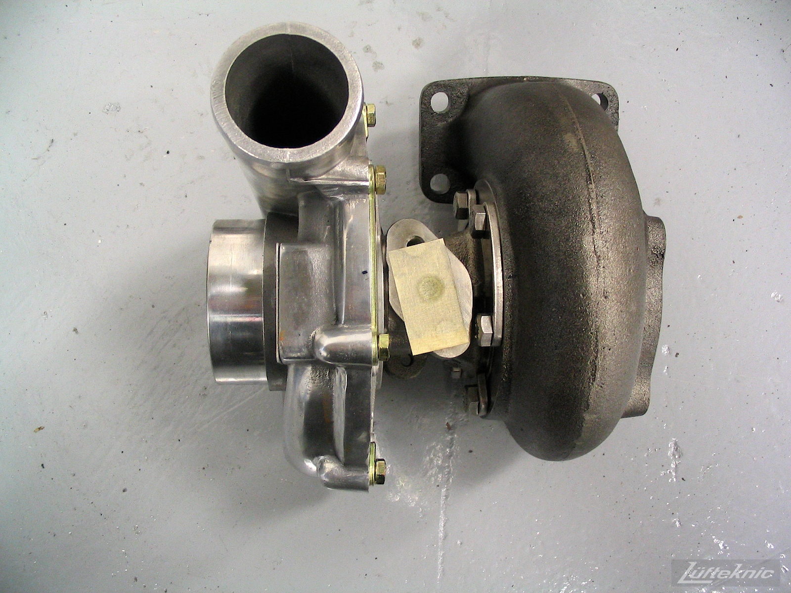 K27 Hyflow turbocharger