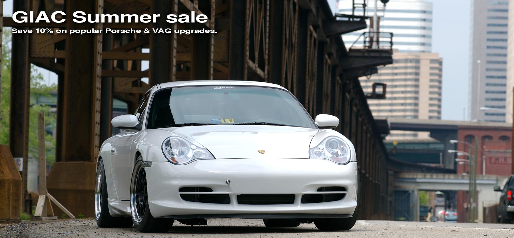 GIAC software for Porsche on sale
