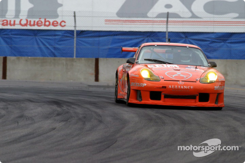 ZIP Racing Hazardous Sports Porsche 996 GT3 RS