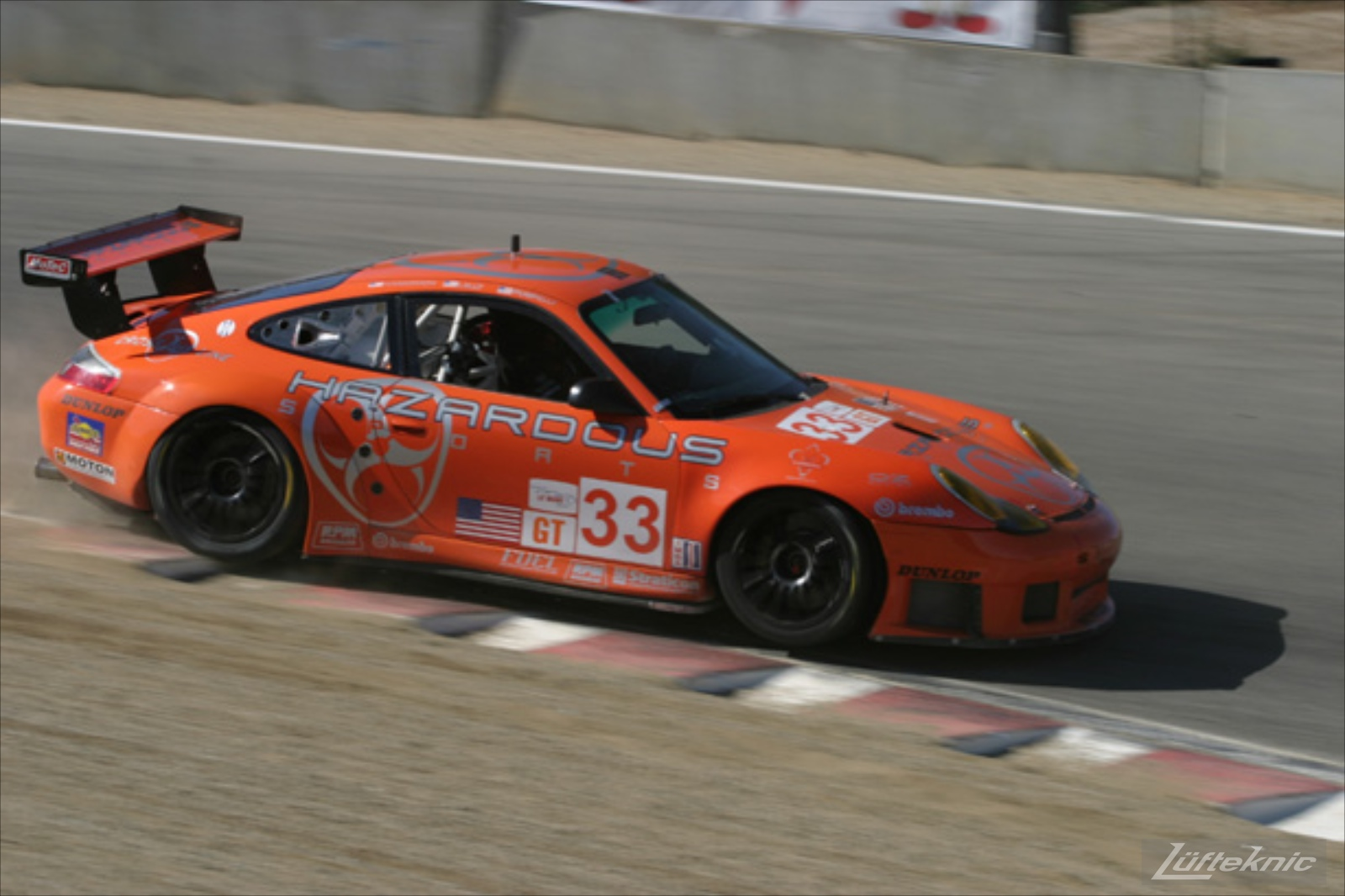2003 Hazardous Sports Porsche 996 GT3 RS