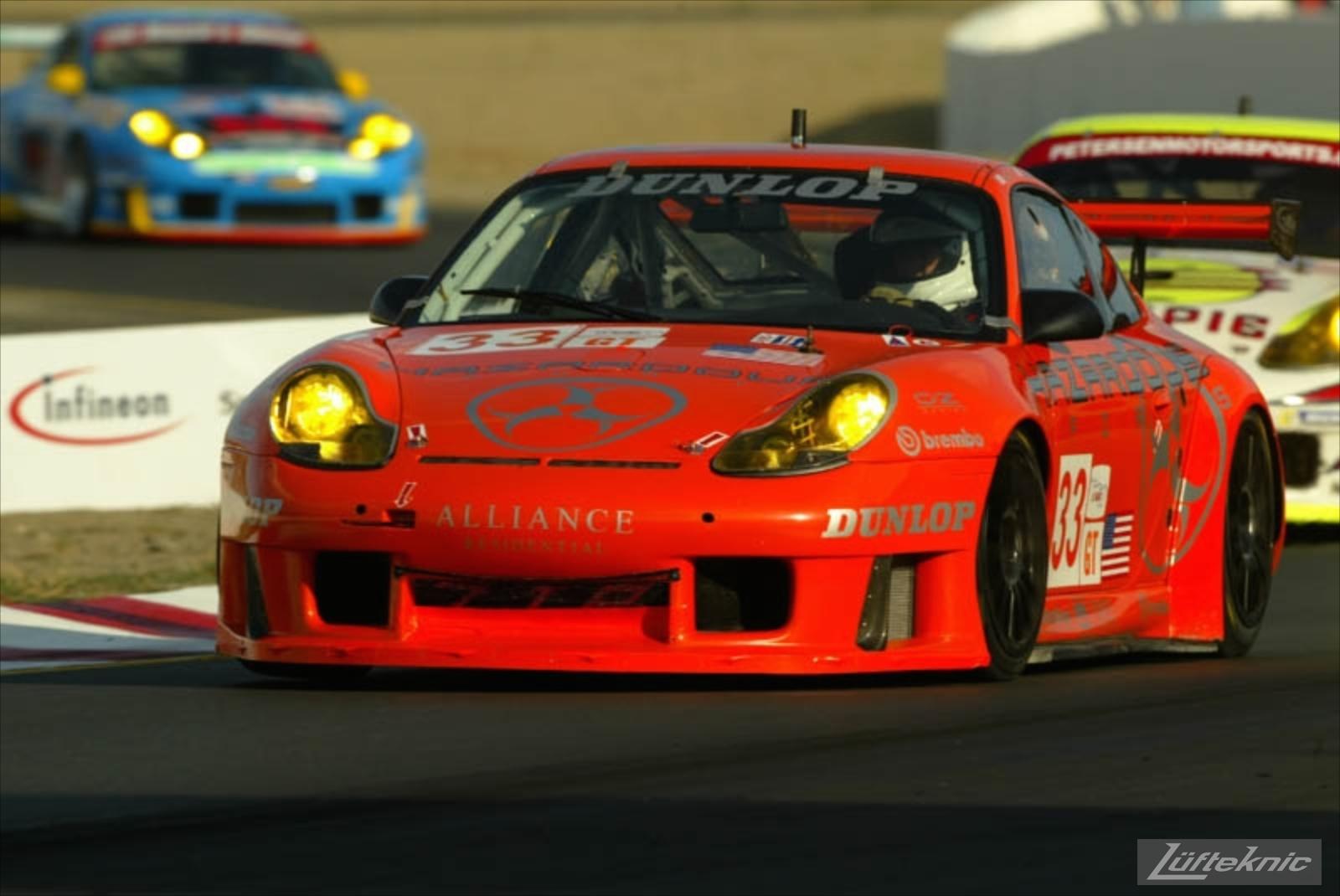 2003 Hazardous Sports Porsche 996 GT3 RS
