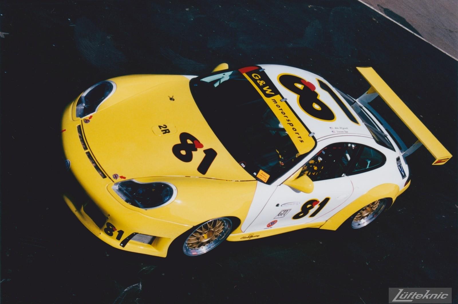 G&W Motorsports Porsche 911 2000