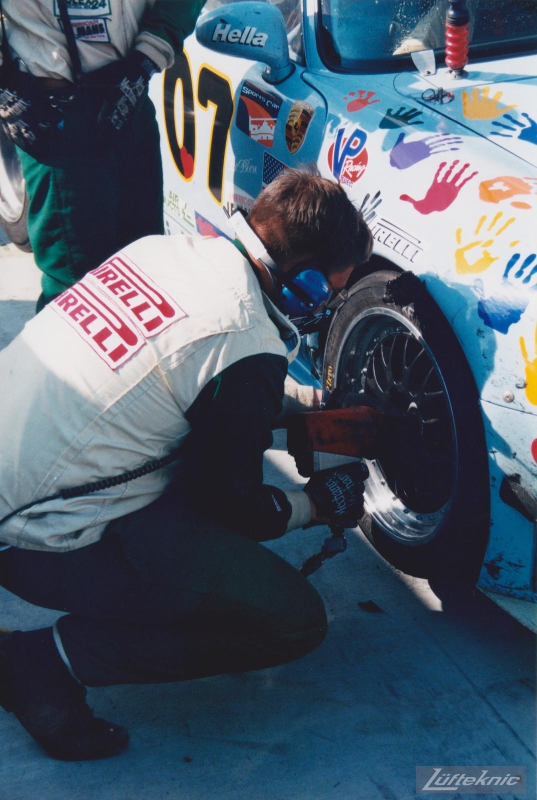 G&W Motorsports Petit Le Mans 1999