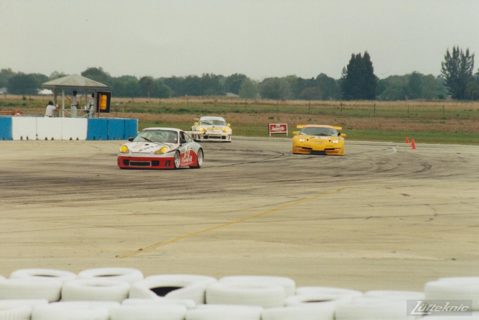 Orbit Racing Porsche Sebring 2001