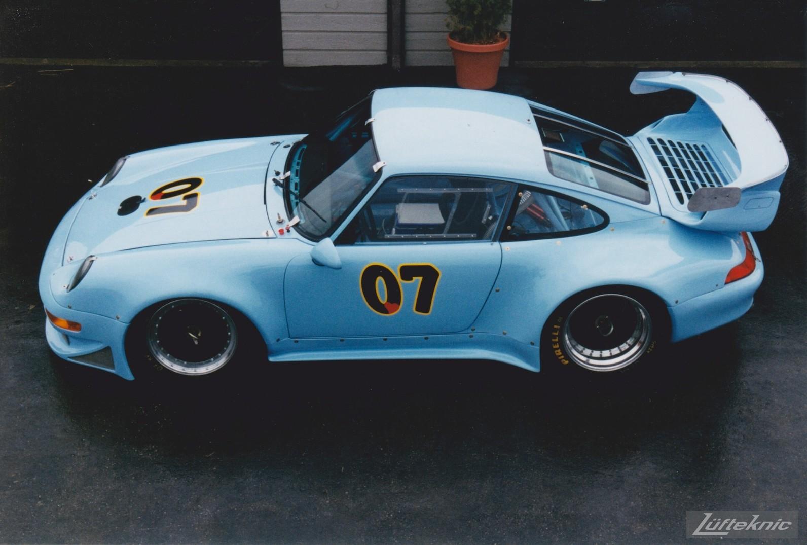 G&W Motorsports Mid Ohio 1999