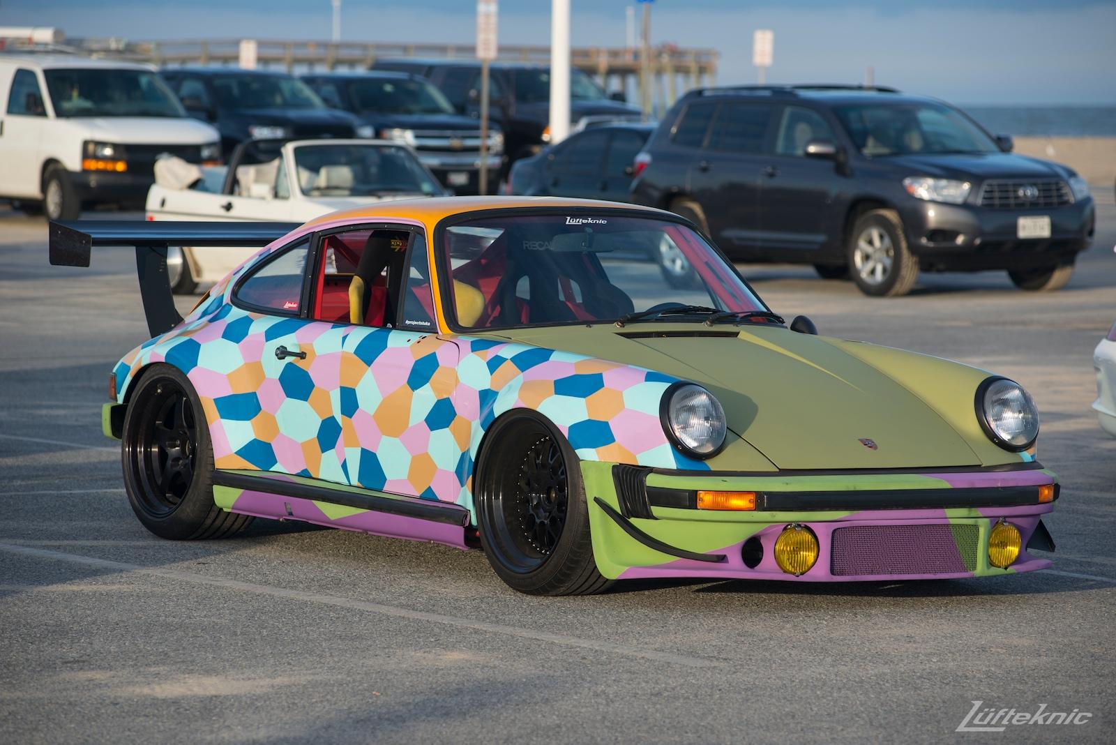 Lüfteknic #projectstuka Porsche 930 Turbo