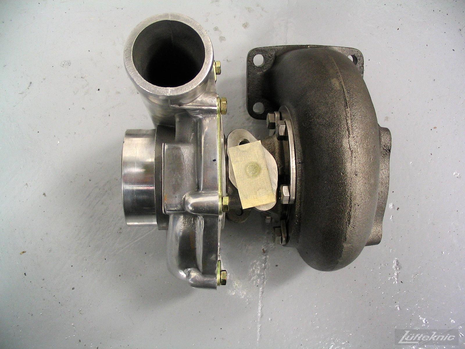 K27 Hyflow turbocharger