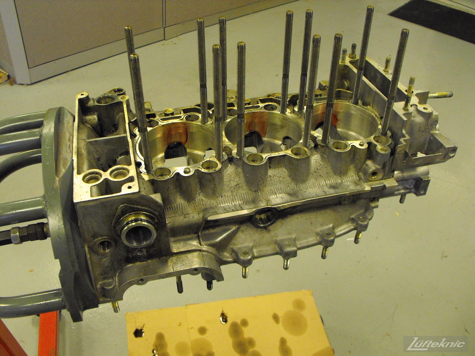 ZIP Racing Hazardous Sports Porsche 996 GT3 RS engine rebuild