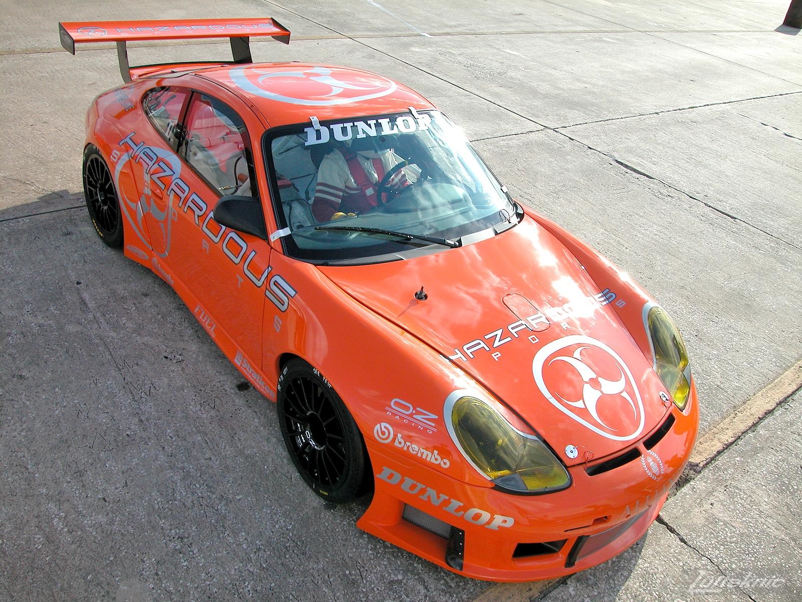 2003 Hazardous Sports Porsche 996 GT3 RS at Sebring