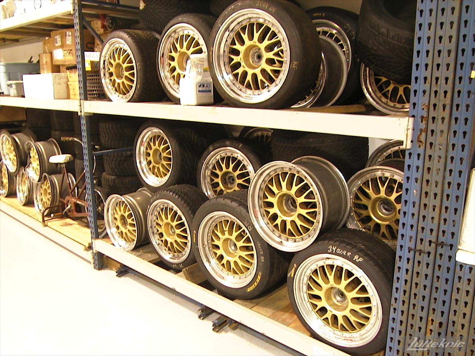 ZIP Racing shop spare wheels